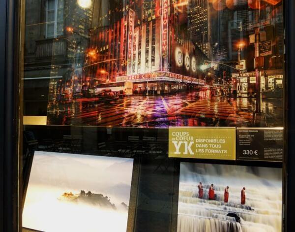 Galerie_Art_Bordeaux_Yellow_Korner_Vitrine_2
