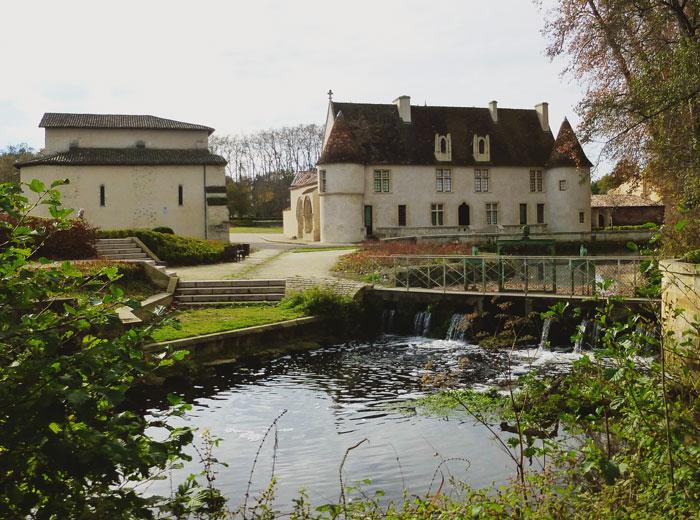 Le Prieuré de Cayac à Gradignan, près de Bordeaux