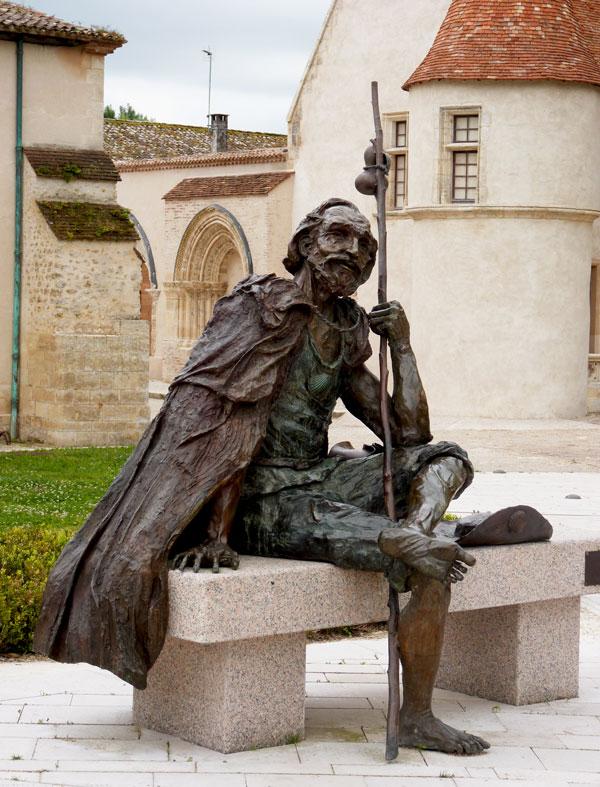 statue-pelerin-gradignan-cayac