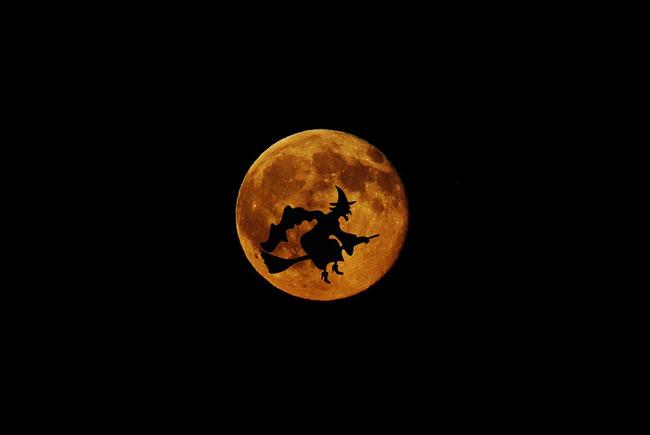 halloween-sorciere-lune